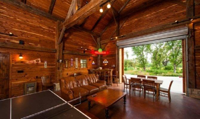 Garage Man Cave Designs Create Beauty Your House Modern
