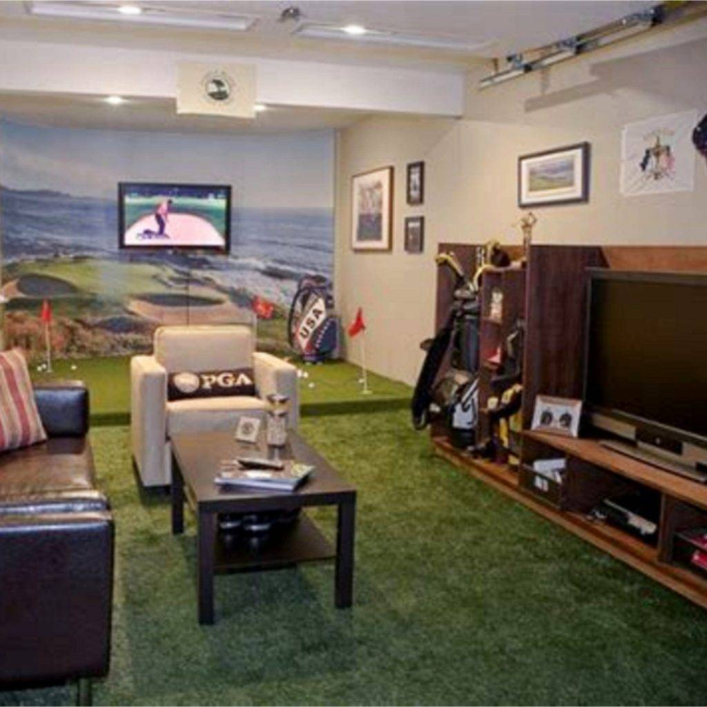 Garage Man Cave Ideas Budget Easy Diy House Plans 128518
