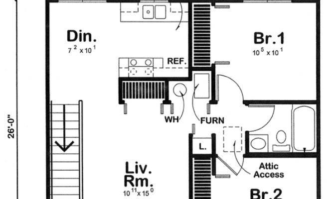 Garage Plan Familyhomeplans