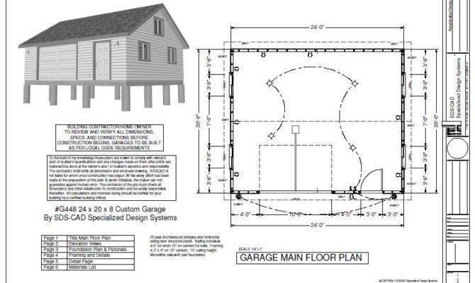Garage Plan House Reviews