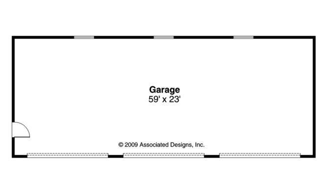 Garage Plan Second Floor