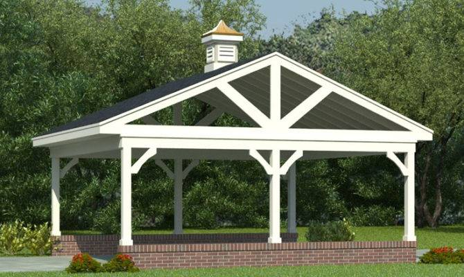 Garage Plan Shop Blog Carport Plans
