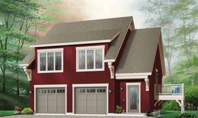 Garage Plan Square Feet Bedrooms Dream Home