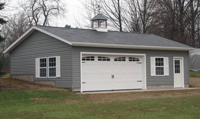 Garage Plans Amishyard Pages Large Buildings