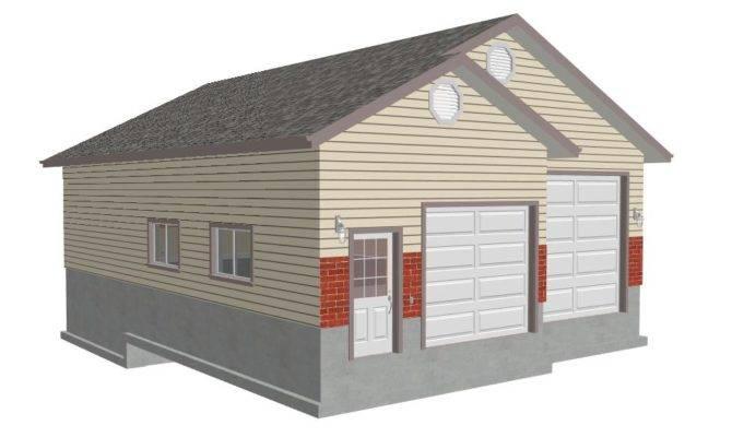 Garage Plans Apartment