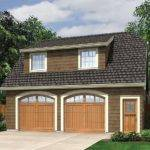 Garage Plans Big Detached Modern Home