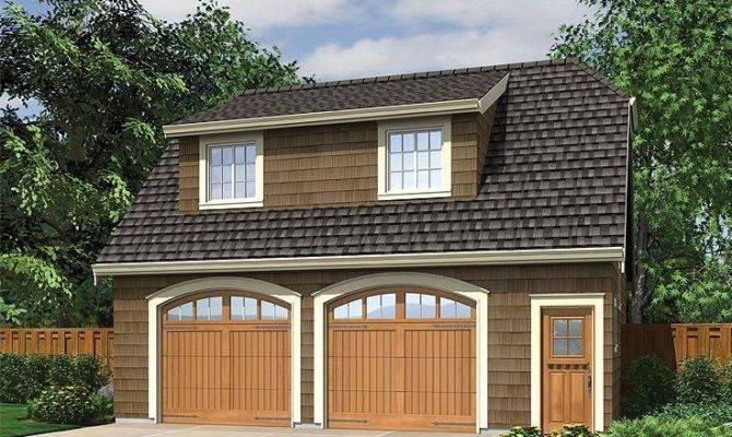 Garage Plans Big Detached Modern Home