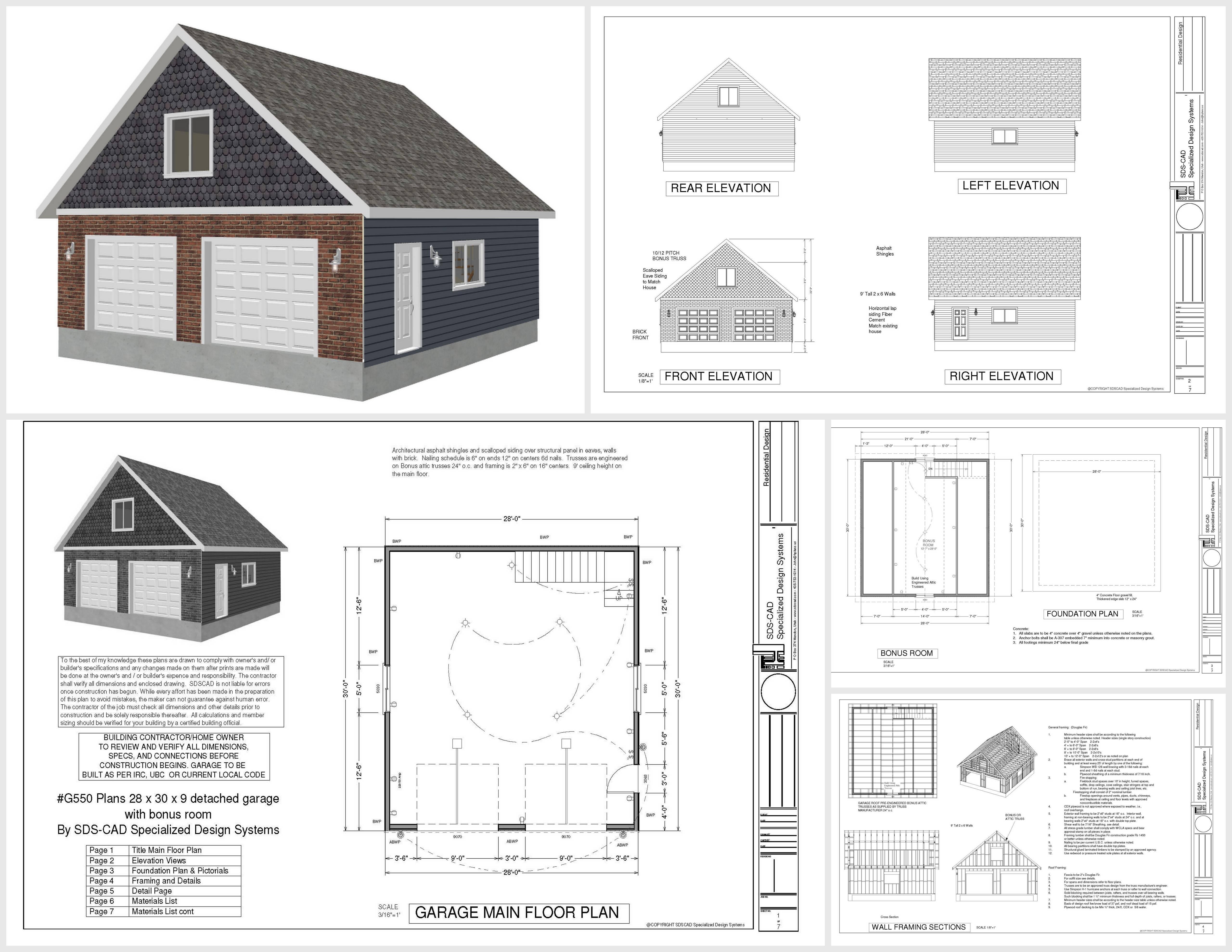 Loft Archives House Plans