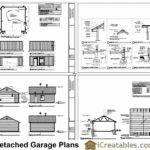 Garage Plans Car