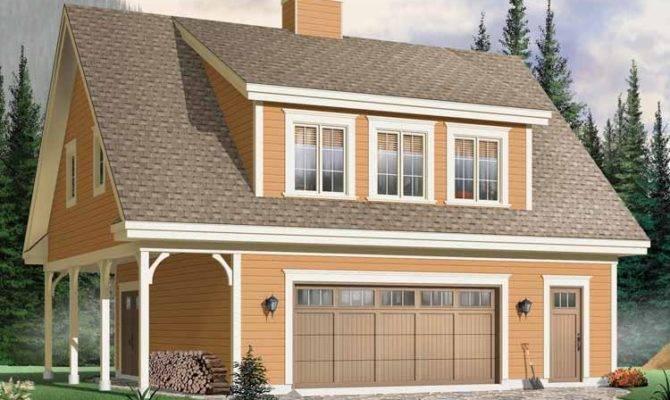 Garage Plans Floor Detached House