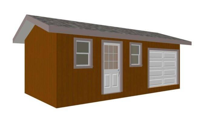 Garage Plans Here