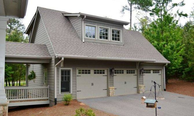 Garage Plans Living Quarters Detached Car Cabin