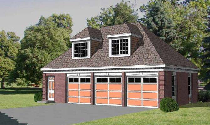 Garage Plans Living Quarters
