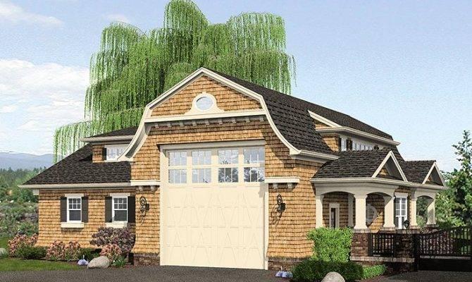 Garage Plans Plan Drive Thru Bay Design