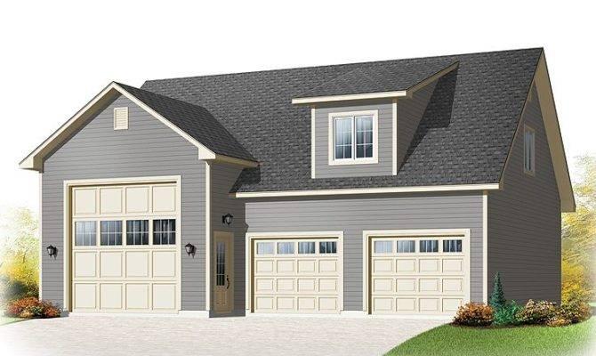 Garage Plans Plan Loft