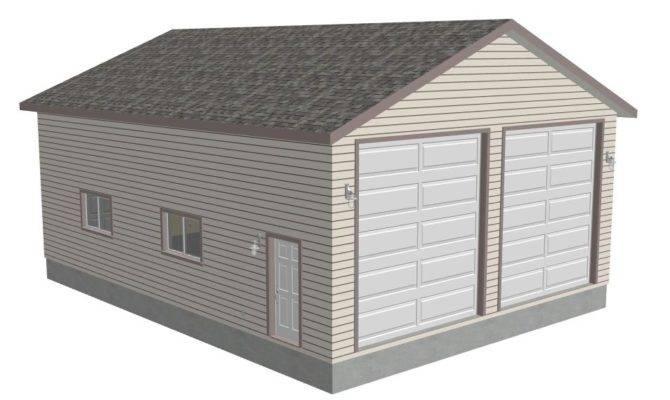 Garage Plans Smalltowndjs