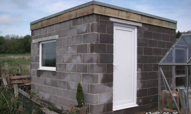 Garage Shed Builder Bricklayer Extension Washington