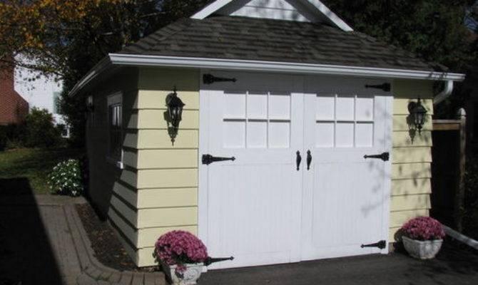 Garage Shed Home Design Ideas Renovations Photos