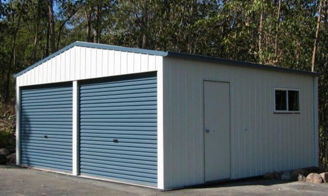 Garage Shed Plans Popular Iimajackrussell Garages
