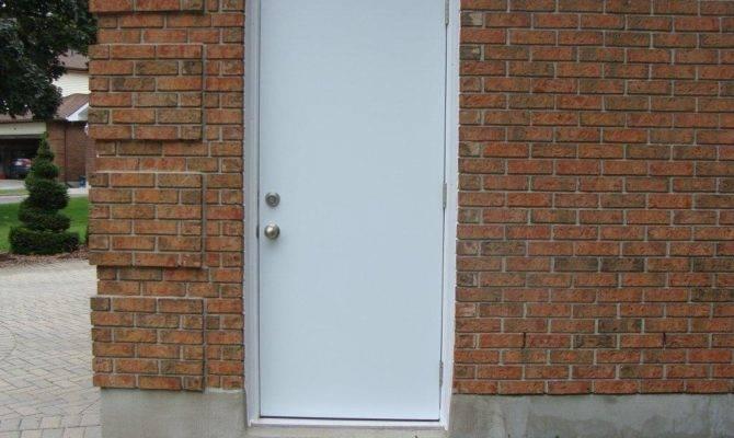 Garage Side Door Home