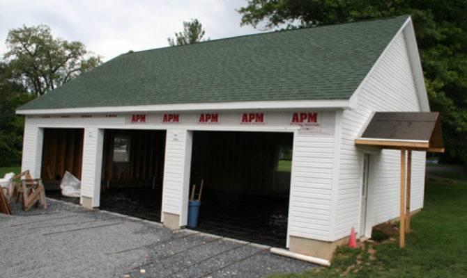 Garage Storage Truss Packages Apm Pole Building