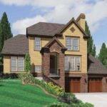Garage Under House Plans Homeplans Plan Detail