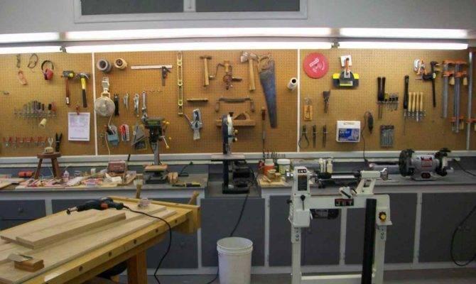 Garage Woodshop Ideas Mayamokacomm