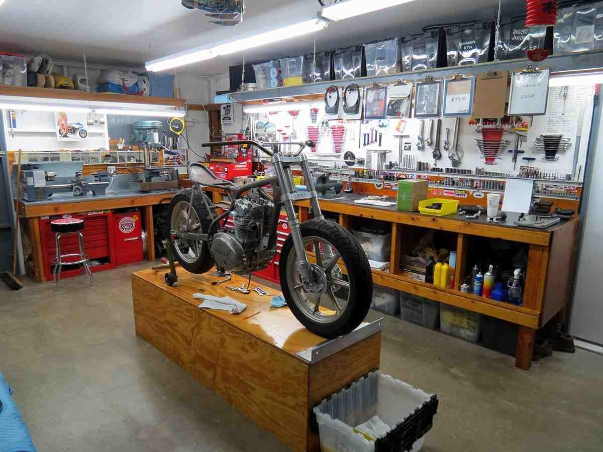 Garage Workshop Design Decor Ideasdecor Ideas House Plans 8738