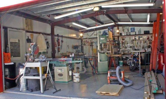 Garage Workshop Plans Apartment
