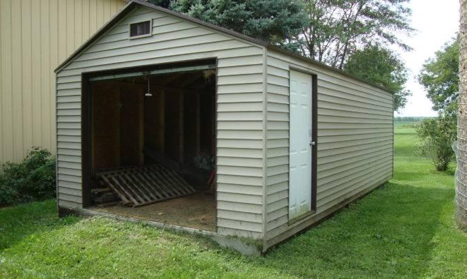 Garages Garage Lumber Kits