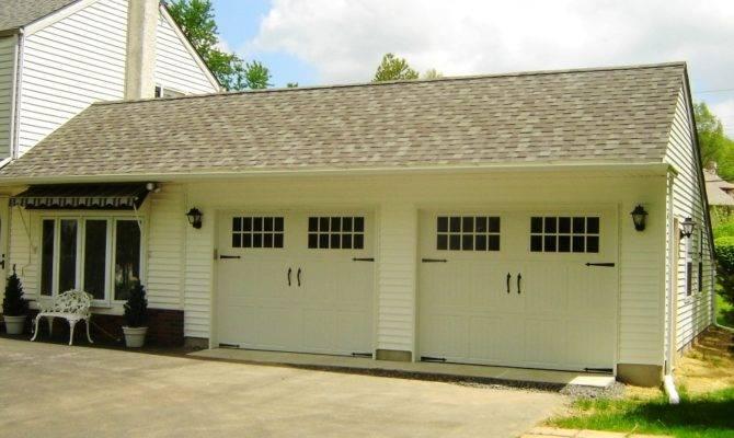 Garages Opdyke Custom Built Match Your Home