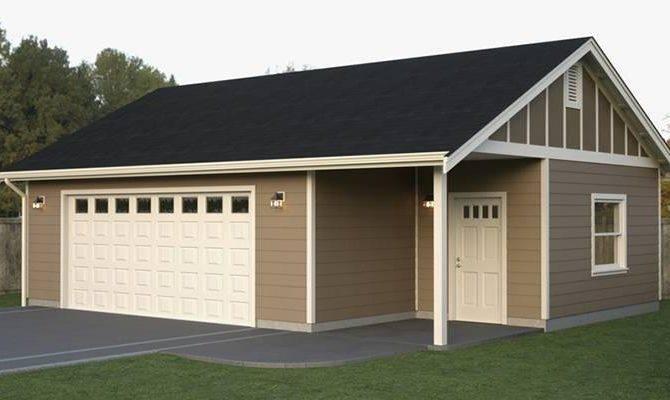 Garages True Built Home Pacific Northwest Builder