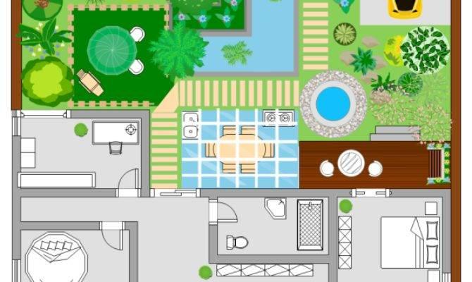 Garden Plan Examples Templates