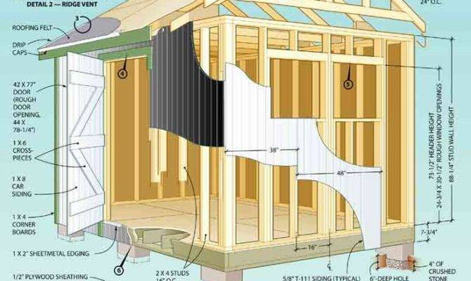 Garden Shed Plans Your Inspiration