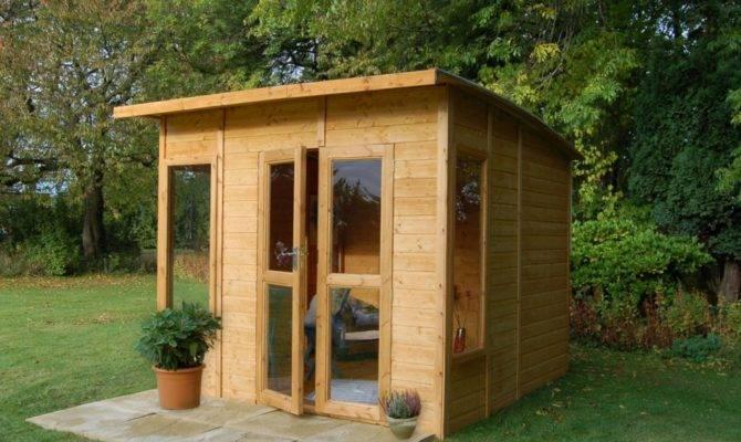 Garden Summer House Designs Plans