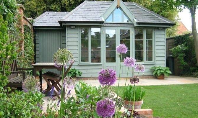 Garden Summer House Plans