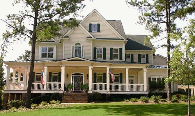 Garden Swimming Pool Custom Dream Homes American Flag