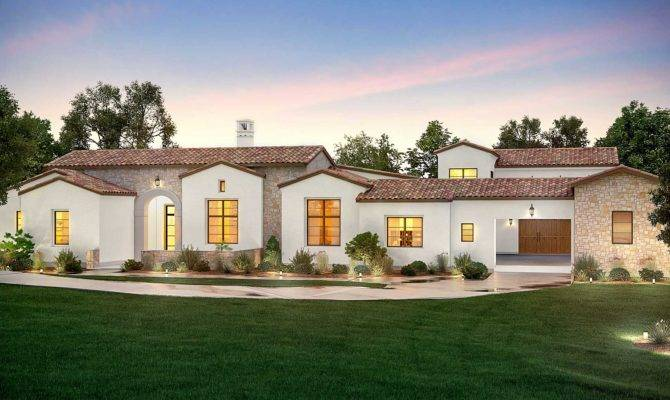 Garner Homes Spanish Revival Designed Cheryl Ladd