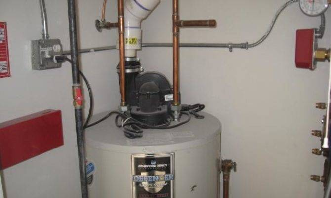 Gas Water Heater Pvc Vent Pipe Power