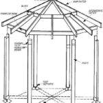 Gazebo Blueprints Diy Plans Hexagonal