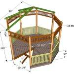 Gazebo Blueprints Garden Shed Plans Designs