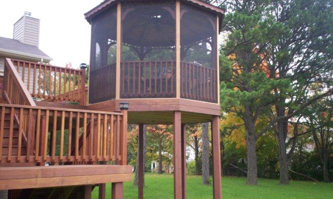 Gazebo Design Ideas Archadeck Louis Decks