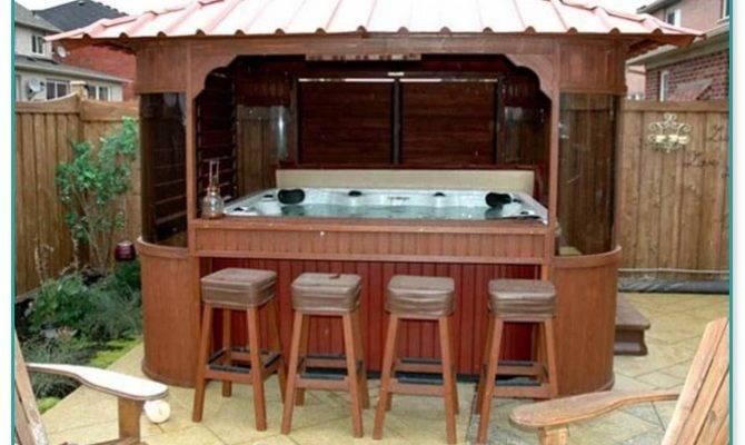 Gazebo Hot Tub Plans