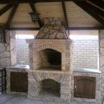 Gazebos Fireplace Pixelmari