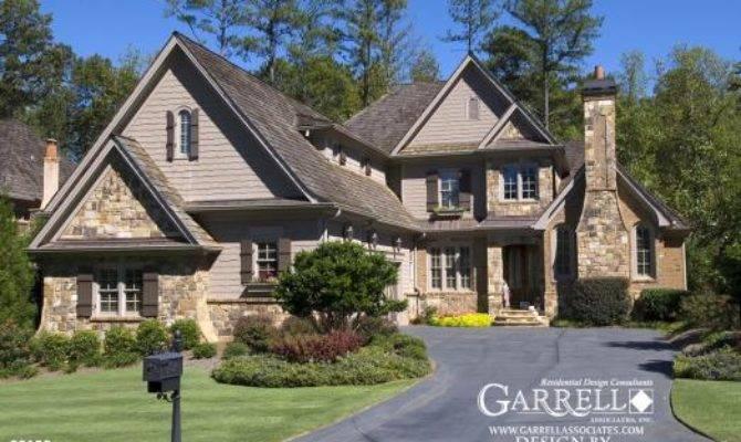 Georgia House Plans Garrell Associates Inc