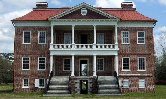 Georgian Architecture United States