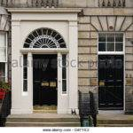 Georgian House Front Door Steps Photos