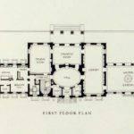 Georgian House Plan Detail
