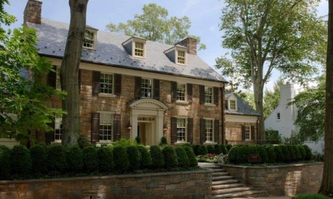 Georgian Houses Bob Vila