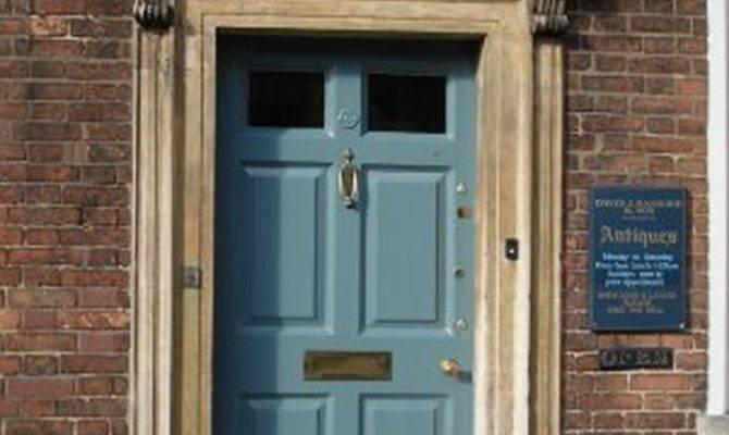 Georgian Style Front Doors Door